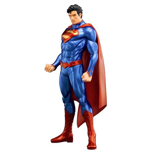 SUPERMAN - Justice League New 52 Ver. ArtFX 1 1 1 10 Pvc Figure Kotobukiya 54d327