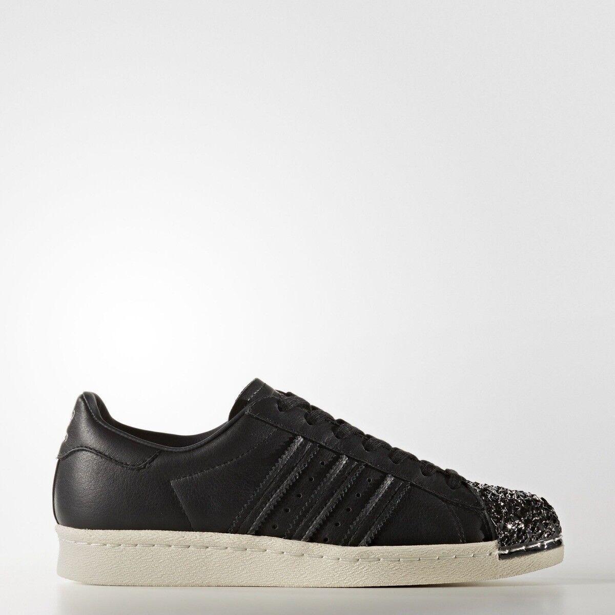 Adidas Superstar 80er 80er 80er Jahre 3d Metall Zeh Damen Trainer 6.5 Größe Neu    78d8dd