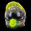 2019-O-039-Neal-Sierra-II-Casque-Avec-Visiere-Enduro-Supermoto-ATV-Quad-Motocross-MX miniature 37