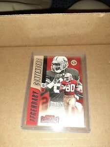 Jerry Rice LC-JR 2018 Panini Contenders Legendary Contenders SAN FRANCISCO 49ERS