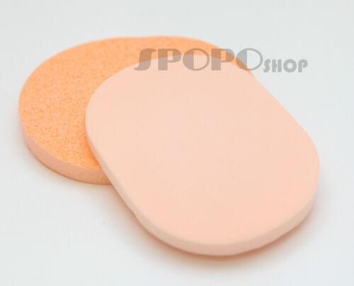 2PCS x Soft Sponge Makeup Facial Face Body Washing Cleansing Puff High Quality