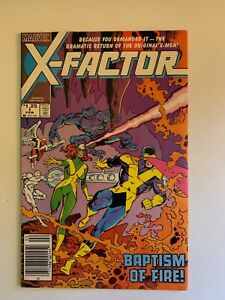 X-Factor-1-9-0-VF-NM-Condition-Origin-amp-1st-Appearance-of-X-Factor