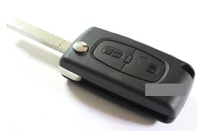 Peugeot 207 307 308 Remote Key Case