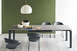Tavoli Da Cucina Calligaris : Calligaris esstisch airport gestell grau tischplatte keramik
