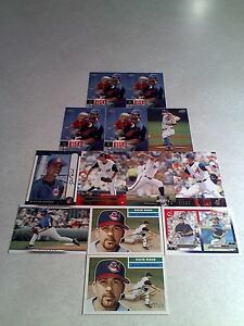 David-Dave-Riske-Lot-of-27-cards-13-DIFFERENT-Baseball