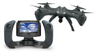 FPV-Drohne-Tercel-FPV-Copter-RTF-inkl-FPV-Fernsteuerung-HD-Cam-Komplettset