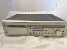 HARMAN KARDON CASSETTE DECK ~ Model # CD 101 - Sendust Head & Uniplane Transport