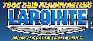 Lapointe Pembroke Chrysler