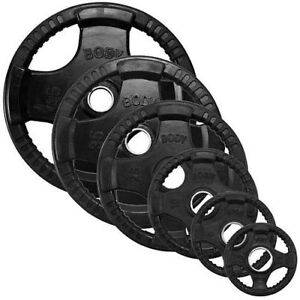 ORST255 Body Solid Rubber Coated Olympic Grip Weight Plate Set 255lbs  sc 1 st  eBay & ORST255 Body Solid Rubber Coated Olympic Grip Weight Plate Set ...