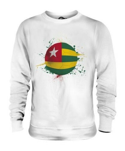 TOGO FOOTBALL UNISEX SWEATER TOP GIFT WORLD CUP SPORT