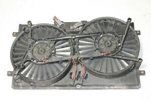 VW T4 Multivan 2.5TDI 102PS Doppel Lüfter Kühlerlüfter Lüfterzarge Lange Front