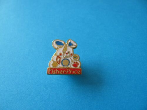 Enamel VGC. FISHER PRICE Toys Pin badge