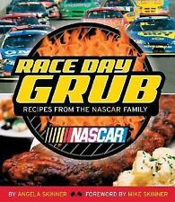 Race Day Grub: Recipes from the NASCAR Family-ExLibrary