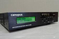 CANOPUS ADVC-4000 HDMA Network Player