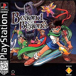 Beyond The Beyond Sony Playstation 1 1996 For Sale Online Ebay