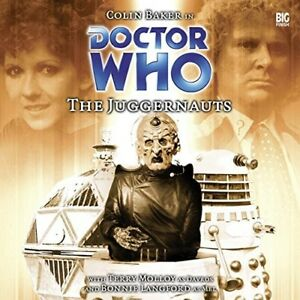 SCOTT-ALAN-WOODARD-DOCTOR-WHO-THE-JUGGERNAUTS-2-CD-NEW