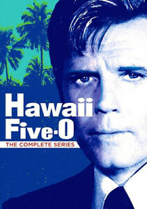 Hawaii Five-O: The Complete Series [New DVD] Oversize Item Spilt, Boxed Set, F