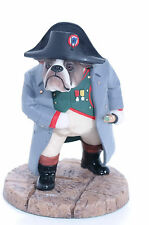 Robert-Harrop Doggie People* Bulldog Saint George Limited ed* DPLE 06