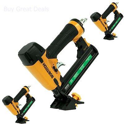 Bostitch Engineered Hardwood Flooring Stapler 18 Gauge