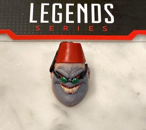 Marvel Legends Baf Demogoblin Abominação Fat Bro Thor Blindado Thanos-VOCÊ ESCOLHE!!!