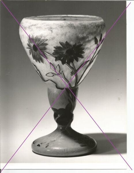 + Photo Nancy 1900 Art Nouveau Daum