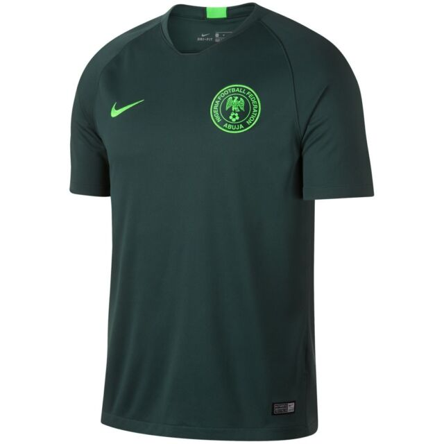 low priced 36d9b 4cc9a Nike Nigeria National Team 2018 Away Jersey Men's Small