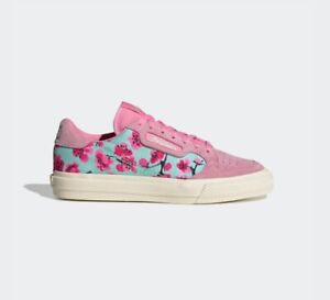Cumbre profesional Retencion  New Adidas Continental Vulc W x AriZona Iced Tea EG7977 - Flower, Shoes  Sneakers | eBay