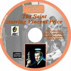 The Saint Starring Vincent CD 88 OTR Old Time Radio Episodes Audio Mp3