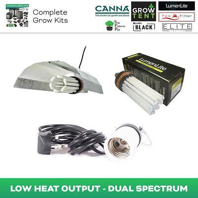 LumenLite 250w HPS Dual Spectrum Bulb Grow Light Grow Tent Hydroponics