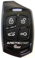 Keyless remote entry arctic fob transmitter VA5RED310-1WSS starter start beeper