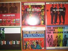 5 CD Box The Drifters Original Album Series Rockin & Driftin' Under The Boardway
