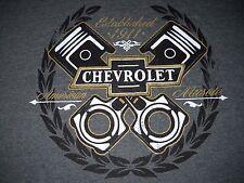 Chevrolet American Muscle T-Shirt 2XL - Chevelle, Malibu, Nova, Camaro, SS, NEW