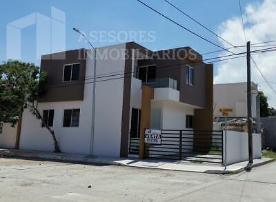ACV2022 Casa en Venta Col. Laguna de la Puerta en Tampico   833  :   137  : 0065