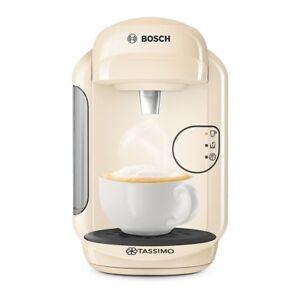Bosch-TAS1407-Tassimo-Vivy-2-Multibeam-Coffee-Maker-1300W-Vanilla-Capsules-NEW