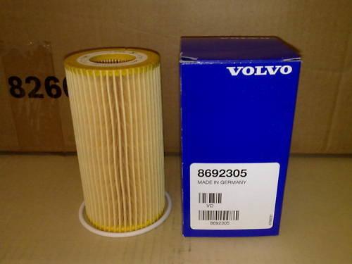 Genuine Volvo Rondella /& FILTRO OLIO d5 DIESEL v70 s60 s80 xc90 8692305 977751