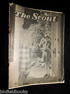 Vintage-Boy-Scout-Association-Magazine-The-Scout-25th-March-1961-Scouting