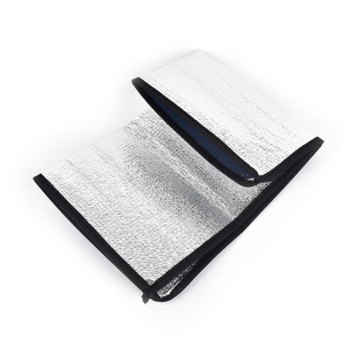 Waterproof Aluminum Foil Eva Camping Mat Foldable Picnic Sitting Mat Pad 0/_T