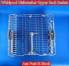 Whirlpool Dishwasher Spare Parts Upper Rack Basket Replacement (S191) Used