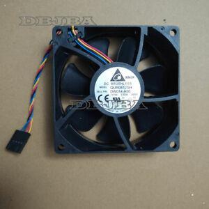 For QUR0812SH DS08025R12U 89R8J 8cm 80x80x25mm 8025 FOR Dell chassis server fan