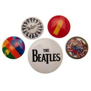 The-Beatles-Boton-Insignia-Juego-BK-Producto-Oficial