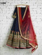 Bridal Wedding Lehenga Indian Pakistani Designer Ethnic Bollywood  Lehenga