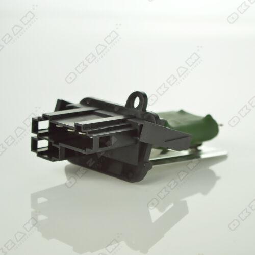 HEATER BLOWER RESISTOR MOTOR FAN FOR VW POLO 6N 6K VENTO 1H0959263 NEW