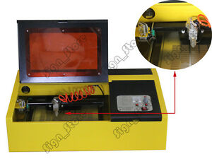 Details about 40W K40 Mini CO2 Laser Stamp Engraving Cutting Machine Laser  Engraver Cutter USB