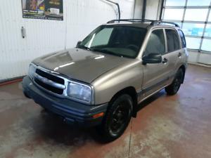 2003 Chevrolet Tracker