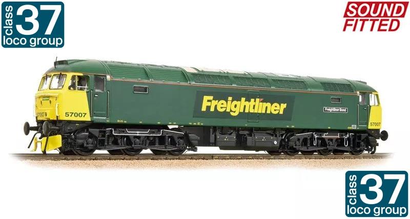 Bachuomon 32753DS classe 570 57007 'Freightliner Bond' Freightliner DCC suono