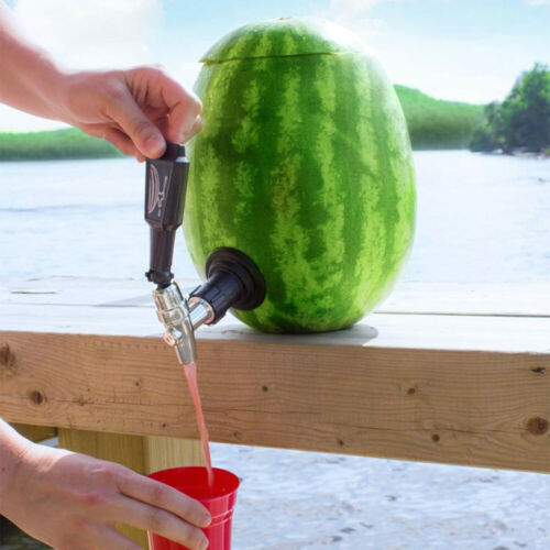 NEW Final Touch Watermelon Keg Tapping Kit