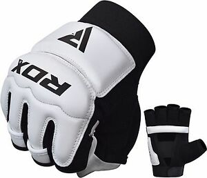 RDX-Gant-MMA-Taekwondo-d-039-entrainement-Karate-WTF-Sparring-Grappling-Protection