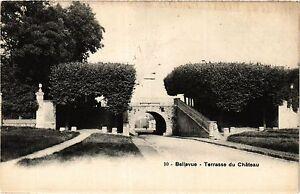 CPA BELLEVUE Terrasse du Chateau (413592) K04TEUWP-09162906-698984375