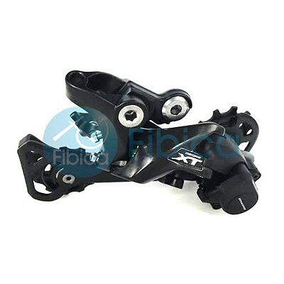 New 2016 Shimano Deore XT RD-M8000 GS SGS Rear derailleur Shadow Plus 11-speed