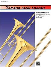 Yamaha Band Student Bk 1 Trombone; O'Reilly, J & Feldstein, l, ALFRED - 3913